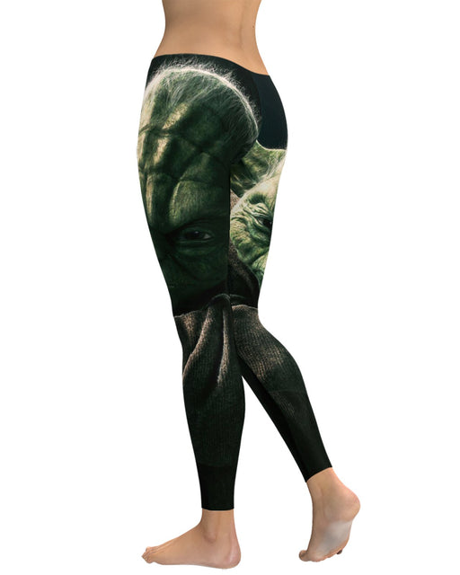 Yoda Leggings