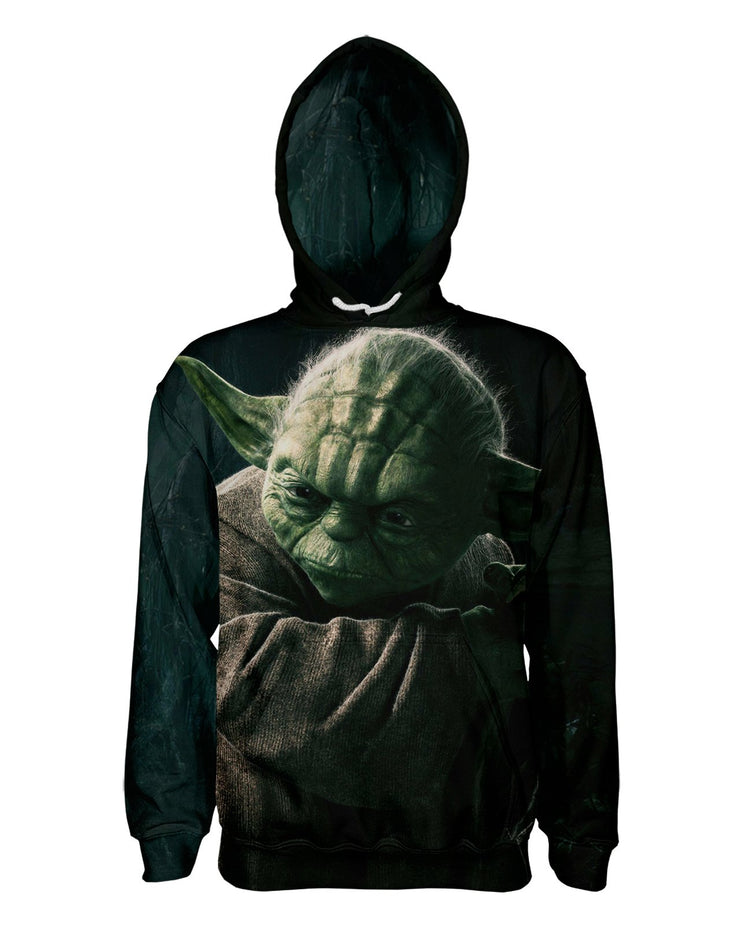 Yoda Pullover Hoodie