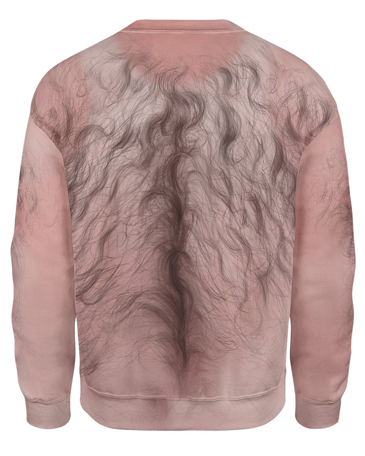 Hairy Chest Sweatshirt