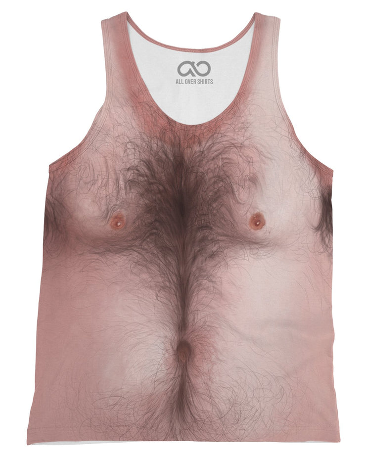 Hairy Chest Tank-Top
