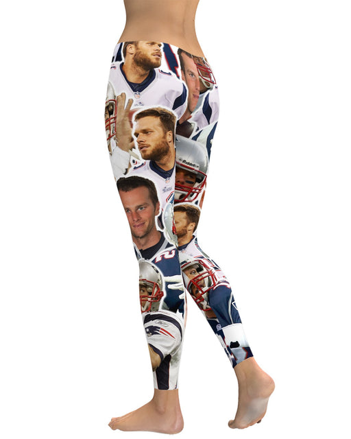 Tom Brady Leggings