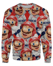 Super Mario Sweatshirt