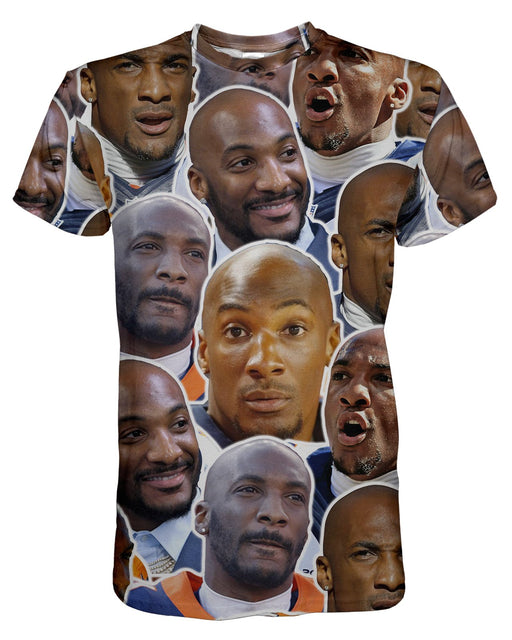 Aqib Talib printed all over in HD on premium fabric. Handmade in California.