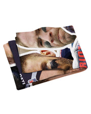 Julian Edelman Beach Towel