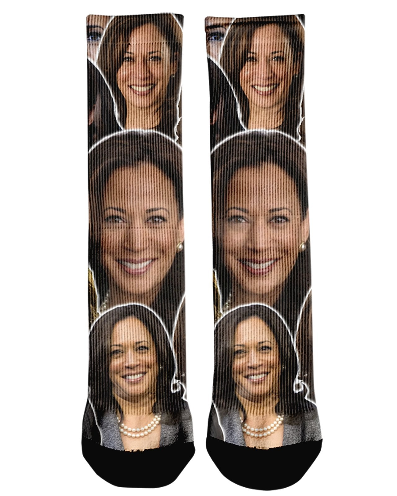 Kamala Harris Crew Socks