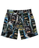 Lego Batman Collage Athletic Shorts