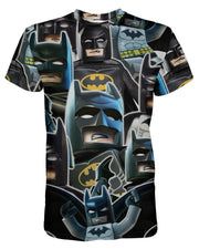 Lego Batman Collage T-shirt