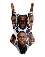 Kevin Hart One Piece Swimsuit