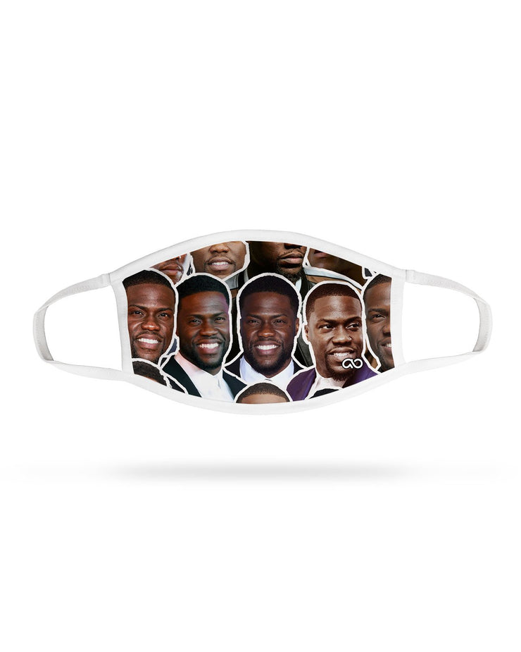 Kevin Hart Premium Face Mask