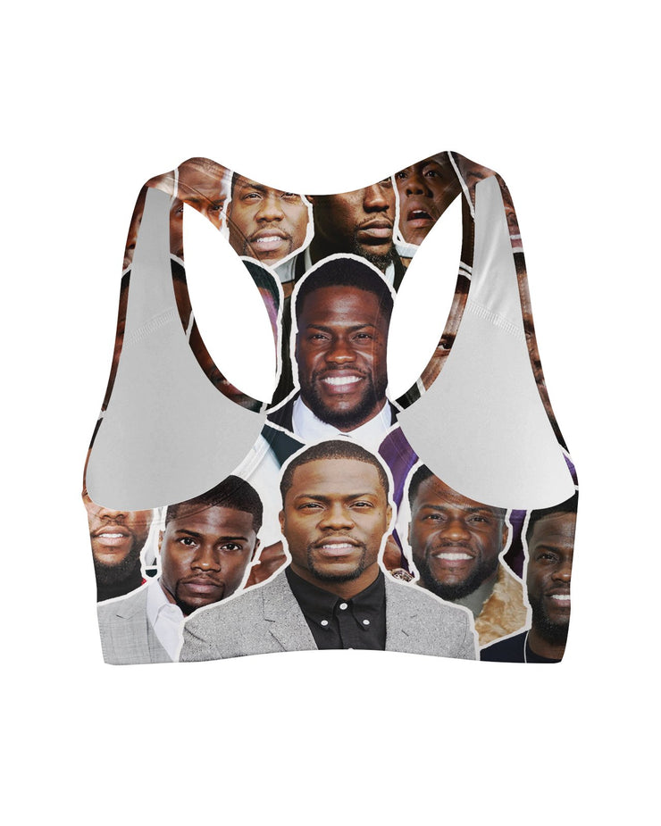 Kevin Hart Sports Bra