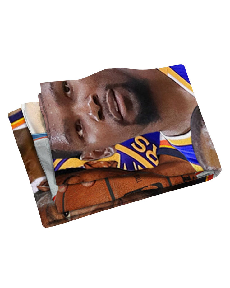 Kevin Durant Beach Towel
