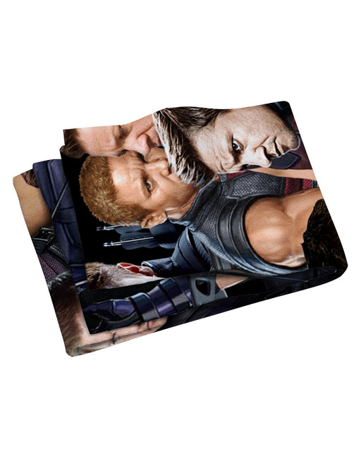 Hawkeye Beach Towel