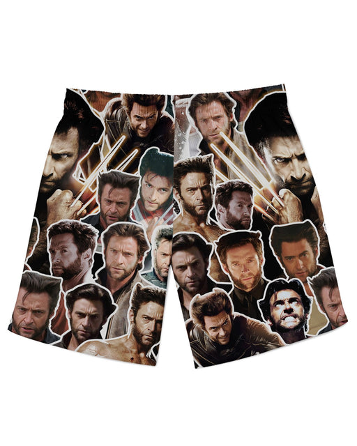 Wolverine Athletic Shorts