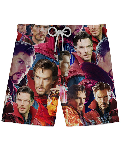 Doctor Strange printed all over in HD on premium fabric. Handmade in California.