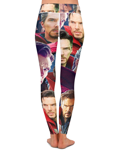 Doctor Strange Yoga Leggings