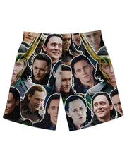 Loki Athletic Shorts