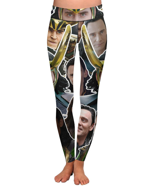 Loki printed all over in HD on premium fabric. Handmade in California.