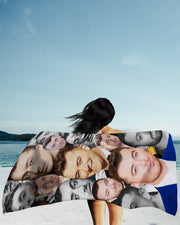 Sam Smith Beach Towel