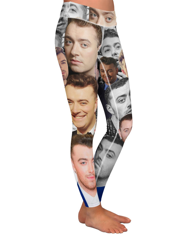 Sam Smith Yoga Leggings