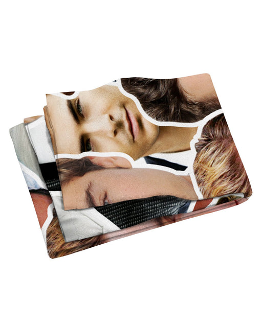 Zac Efron Beach Towel