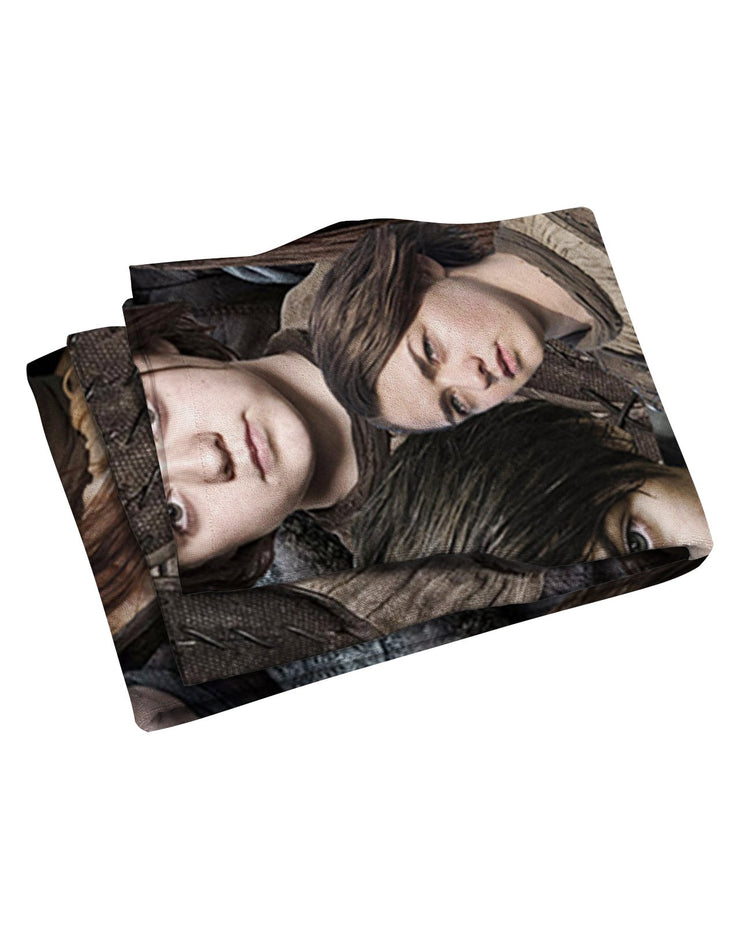 Arya Stark Beach Towel