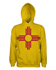 New Mexico Flag Women's Pullover Hoodie