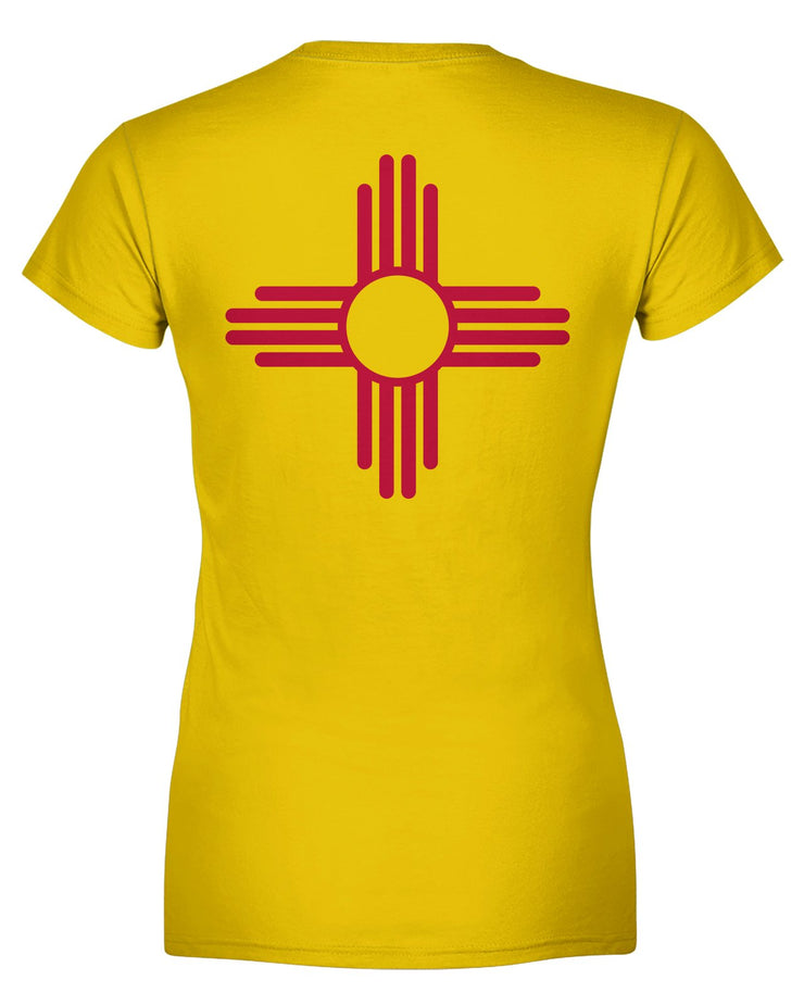 New Mexico Flag Women's T-shirt