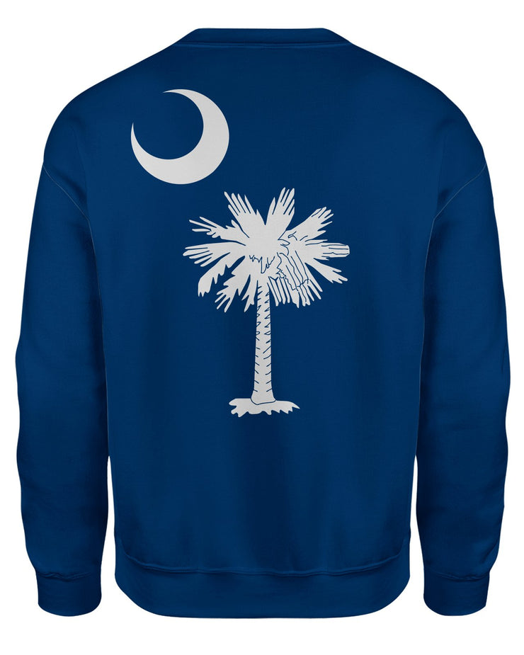 South Carolina Flag Women's Sweatshirt