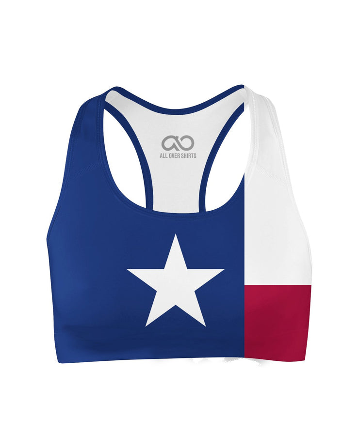 Texas Flag printed all over in HD on premium fabric. Handmade in California.