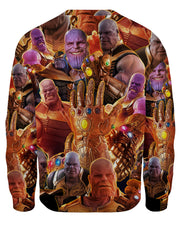 Thanos Women's Sweatshirt