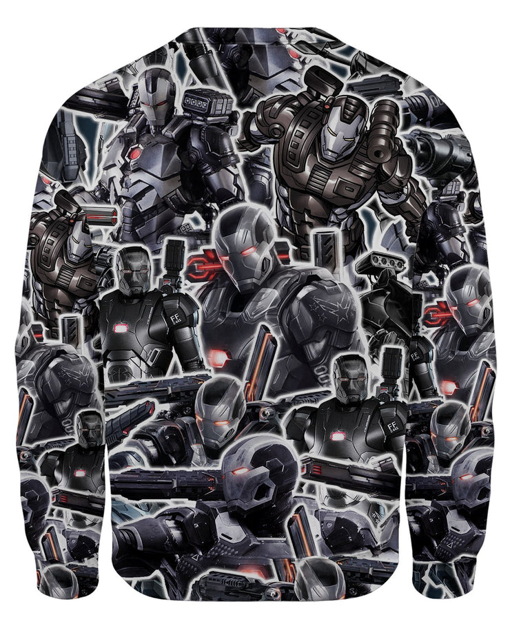 War Machine Sweatshirt