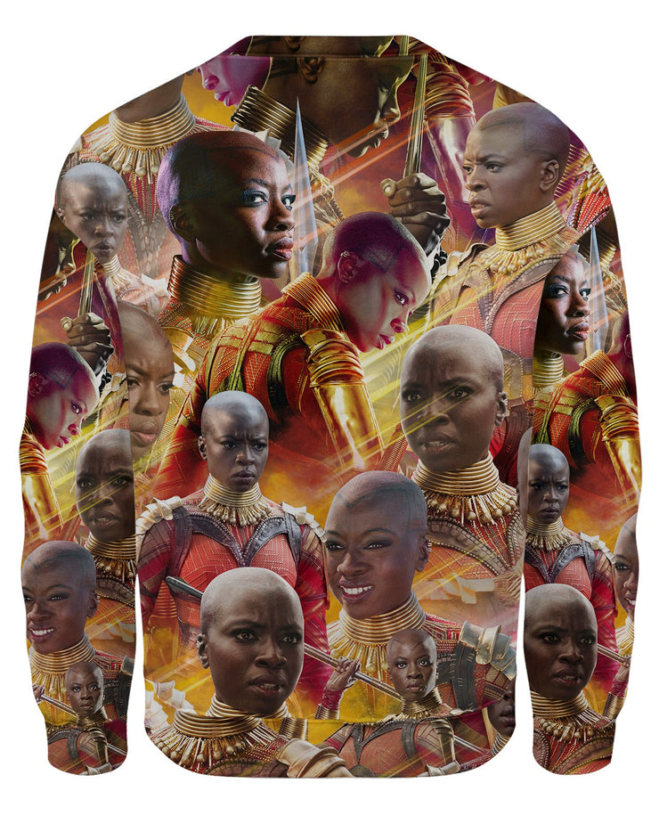 Okoye Women's Sweatshirt
