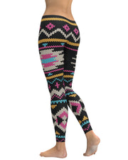 Southwest Knit Leggings