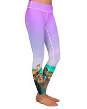 Seals Yoga Leggings