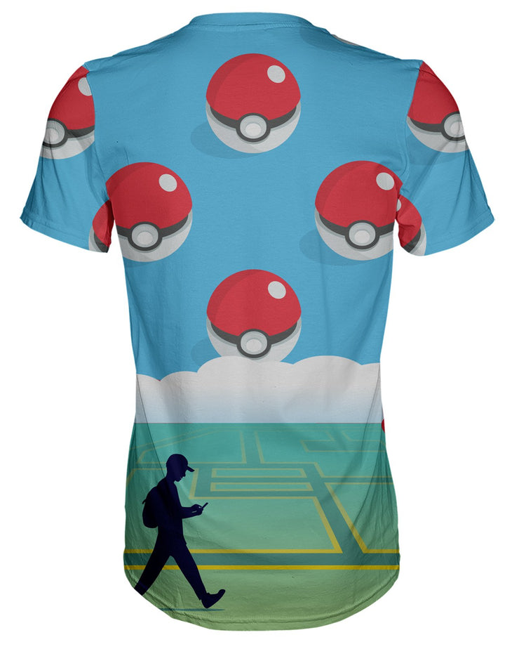 Pokewalker T-shirt