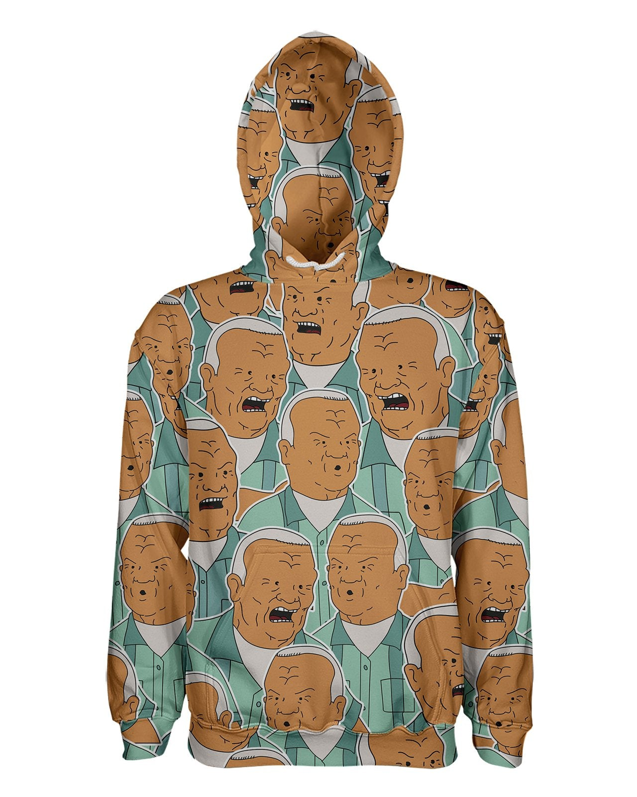 Cotton Hill Pullover Hoodie