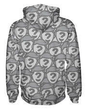 All Over Face Custom Pullover Hoodie