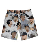 Aaron Judge Athletic Shorts
