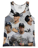 Aaron Judge printed all over in HD on premium fabric. Handmade in California.