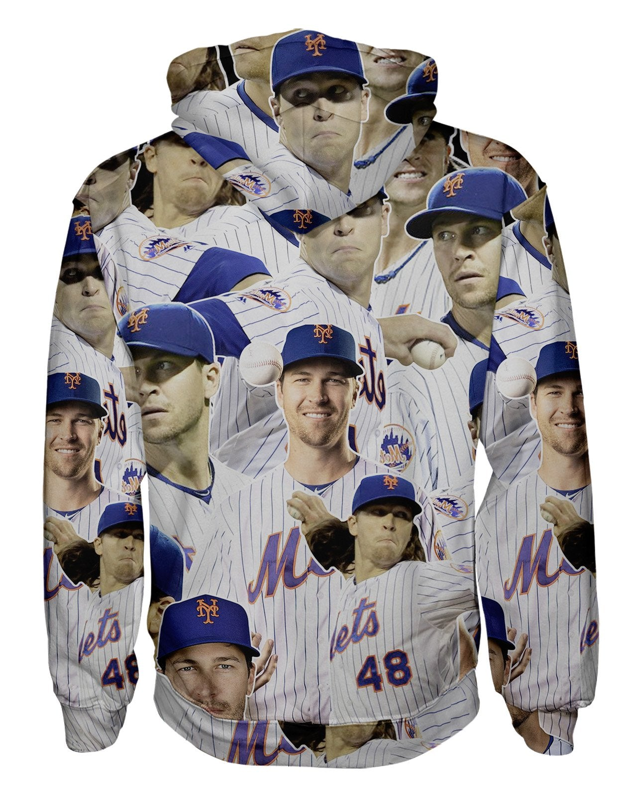 Jacob deGrom Women's Pullover Hoodie