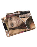 Tyra Banks Beach Towel