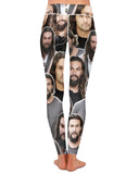 Jason Momoa Yoga Leggings