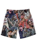 Travis Scott Athletic Shorts