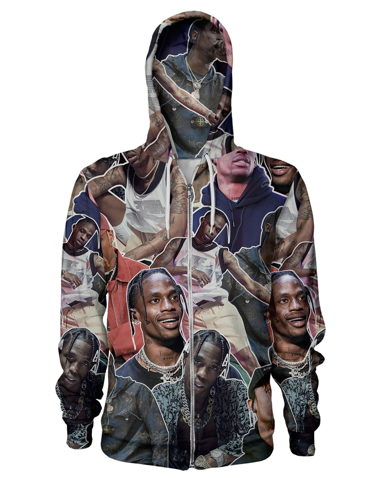 Travis Scott Women's Zip Hoodie
