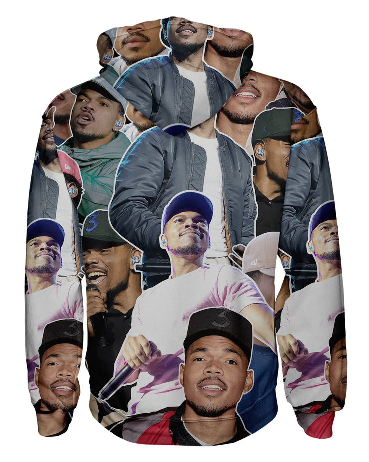 Chance The Rapper Pullover Hoodie