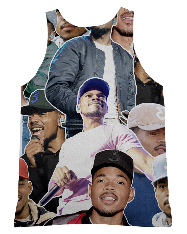 Chance The Rapper Tank-Top