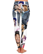 Chance The Rapper Yoga Leggings