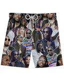 Offset Athletic Shorts