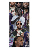 Offset Beach Towel