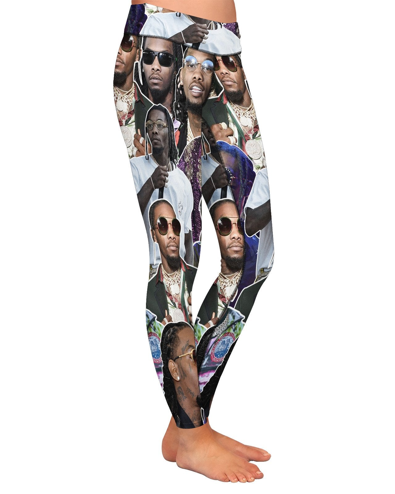Offset Yoga Leggings